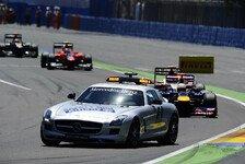 Formel 1 - Vettel nimmt Stellung zu Safety-Car-Kritik