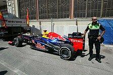 Formel 1 - Renault: Neues von der Lichtmaschine