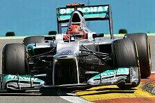 Formel 1 - Schumacher-Zukunft: Entscheidung naht