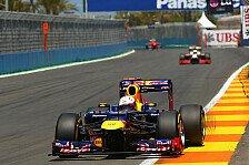 Formel 1 - Red Bull-Dominanz? Horner wiegelt ab