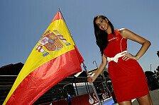 Formel 1 - Ecclestone: Kein Rennen in Madrid