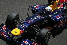 Formel 1 - Vettel: Siege sind das Ziel