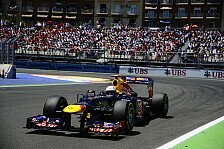 Formel 1 - Alguersuari: RBR ist WM-Favorit