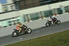 MotoGP - WDW 2012: Rossi fände es Zeit für einen Sieg