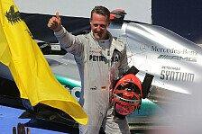 Formel 1 - Berger: Es war gelbe Flagge und glasklar