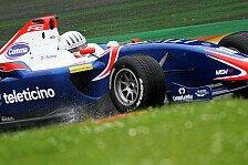 Formel 2 - Alex Fontana gelingt Premierenerfolg