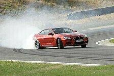 DTM - BMW-Fahrer mit vollen Akkus zum Norisring