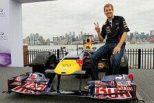Formel 1 - New Jersey: Besser als der Super Bowl