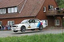 ADAC Rallye Masters - Grätsch pirscht sich an die Spitze