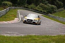 VLN - Klassensieg beim Saisonhöhepunkt für Brandl-Audi