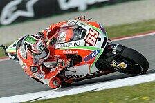 MotoGP - Hayden genoss das Fahren