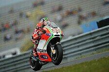 MotoGP - Hayden unsicher über Zukunft bei Ducati