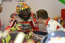 MotoGP - Rossi drängt Ducati zum Handeln
