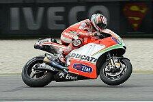 MotoGP - Gutes Gefühl beim Ducati-Duo verschwunden