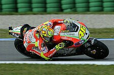 MotoGP - Ducati versichert Rossi sein Engagement