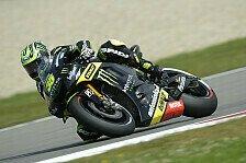 MotoGP - Crutchlow nach hartem Quali erleichtert