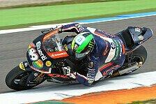 Moto2 - Espargaro mit Bestzeit, Marquez mit Abflug