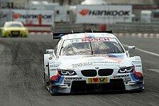 DTM - BMW: Ambitioniert beim Heimspiel