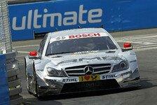 DTM - Green gewinnt Chaos-Rennen in Nürnberg