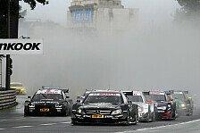 DTM - Haug: Rennen hätte so nicht starten sollen