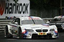 DTM - Kaum Reifenverschleiß am Norisring erwartet