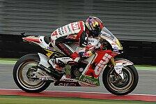 MotoGP - Bradl will Platz zwei nicht überbewerten