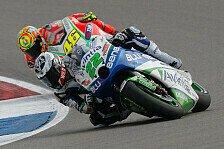 MotoGP - Avintia Fahrer feilen an der Renndistanz