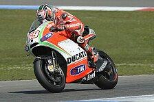 MotoGP - Ducati-Duo freut sich auf Deutschland