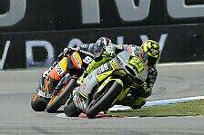 MotoGP - Iannone glaubt nicht mehr an Kampf