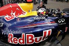 Formel 1 - Vettel: Silverstone schwieriger als Valencia