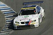 USCC - BMW kämpft mit Reifenschäden