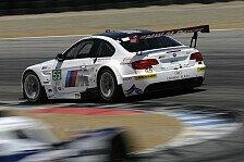 USCC - BMW Team RLL: Boden auf Konkurrenz gutmachen