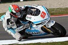 MotoGP - Petrucci mit Laguna Lehrgang
