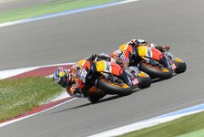 MotoGP - Pedrosa siegt nach hartem Kampf am Sachsenring