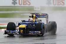Formel 1 - Vettel: Fahren machte keinen Sinn