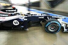 Formel 1 - Williams: Bottas beim Nachwuchstest