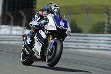 MotoGP - Spies behauptet sich in der Spitzengruppe