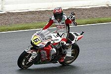 MotoGP - Bradl auf letzter Quali-Runde aufgehalten