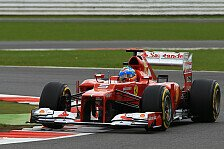 Formel 1 - Qualifying: Alonso holt Regen-Pole