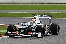 Formel 1 - Perez: Maldonado könnte jemanden verletzen