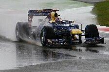 Formel 1 - Vettel: Habe einige Fehler gemacht