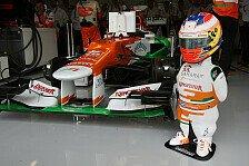 Formel 1 - Fahrermarkt laut Di Resta noch weit offen
