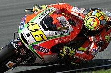 MotoGP - Rossi: Wir haben eine gute Pace