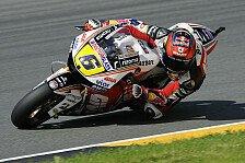 MotoGP - Bradl von Platz fünf am Sachsenring begeistert