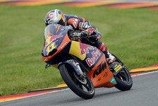 Moto3 - Cortese feiert Heimsieg am Sachsenring