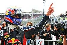 Formel 1 - Webber: Sehr interessantes Rennen
