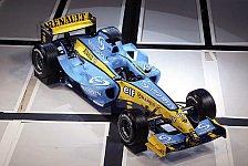 Formel 1 - Renault stellt R26 am 31. Januar vor