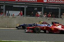 Formel 1 - Offenes Rennen bei Red Bull