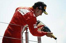 Formel 1 - Alonso ist Sponsoren-König