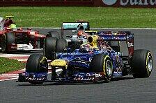 Formel 1 - Marko: Den Gerüchten ein Ende setzen